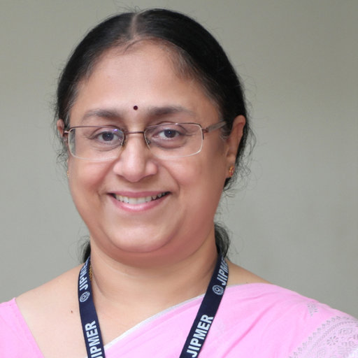 Dr. Sujatha Sistla - Professor and Head, Department of Microbiology, JIPMER, Puducherry